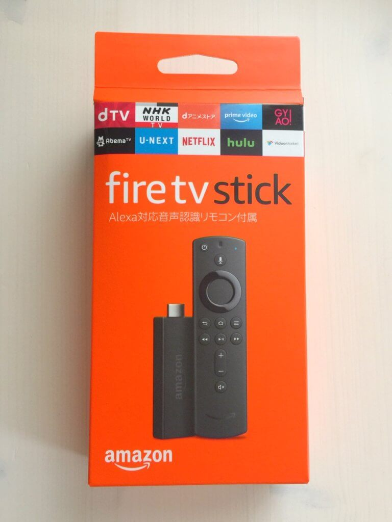 Alexa Fire TV Stick
